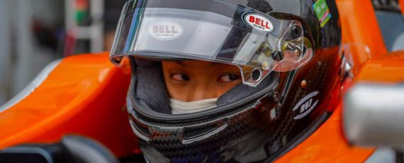 Changyuan makes Asian Formula Renault Series debut