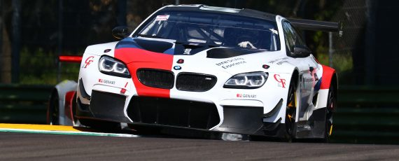 Imola, Gara 1 alla BMW