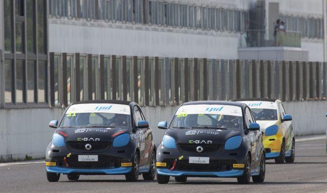 Longo vince ancora in Gara 1, Capra conquista Gara 2