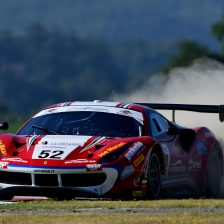 Mugello: Ferrari e Mercedes in pole
