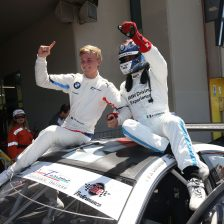 Mugello: la BMW torna al successo