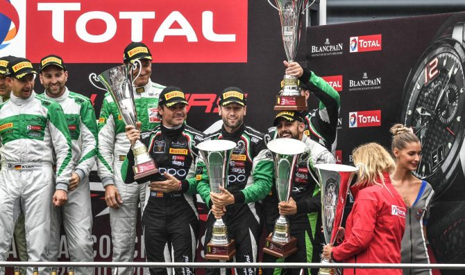 Raton Racing by Target a podio