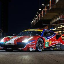 Ferrari svela i piloti LMGTE Pro