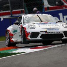 Monza: Evans stupisce con la pole