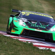 Donington to decide British GT champions
