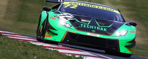 Donington to decide British GT