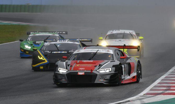 Weerts-Den Tandt equipaggio Audi