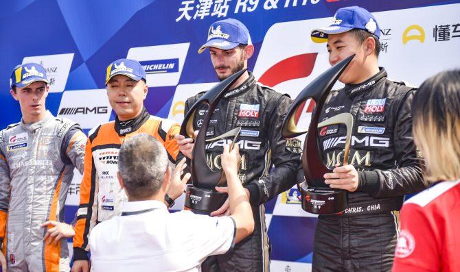 GT Cina: Fontana vince ancora