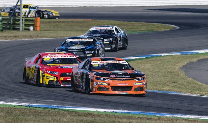 Tricky weekend for Solaris Motorsport at Hockenheim