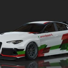 Giulia ETCR project unveiled