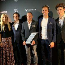 Antonelli terzo team GT al mondo