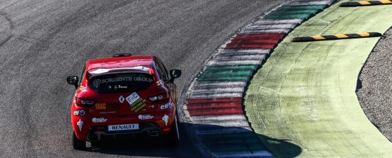 Bensi con Faro Racing