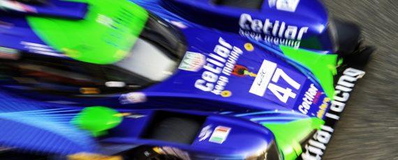 Cetilar Racing di strategia