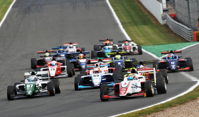 British F3 partners with Mountune Racing