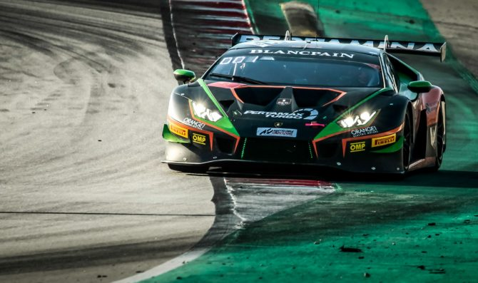 Lamborghini confirms full-season entry
