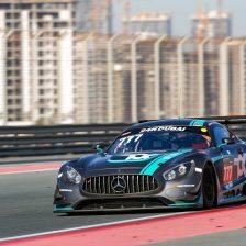 Engel claims the pole position for 24H Dubai