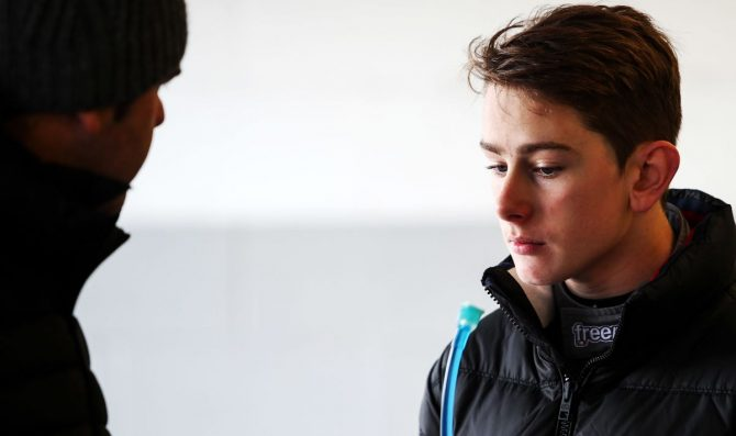 Christian Mansell makes British F4 debut
