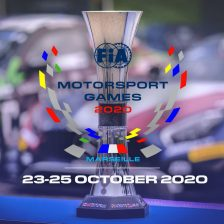 In Francia i FIA Motorsport Games 2020