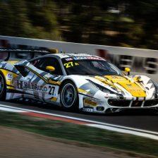 Bathurst: al via anche una Ferrari