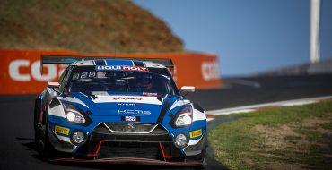 Campbell in pole a Bathurst con la Porsche