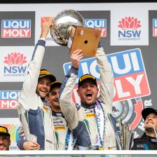Bentley takes first Bathurst 12H victory