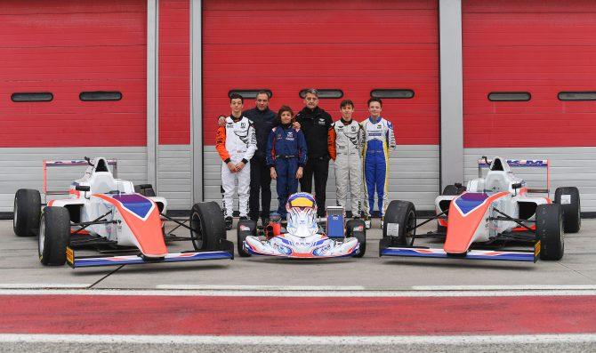 Nasce AKM Motorsport by Antonelli