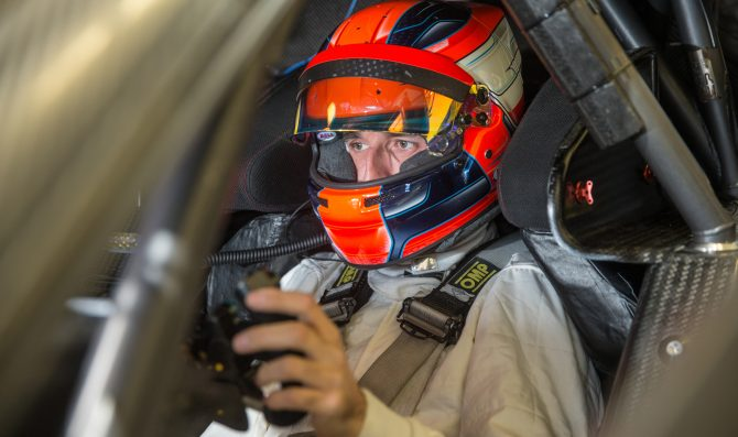 ART Grand Prix fields a BMW M4 DTM for Kubica