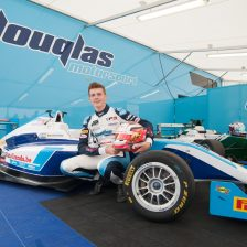 De Pauw confirmed by Douglas Motorsport