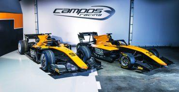 Daruvala con Carlin nel FIA F2