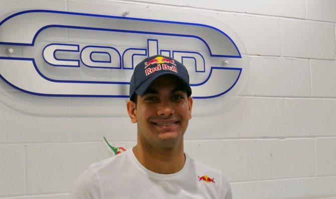 Daruvala joins Carlin for FIA F2