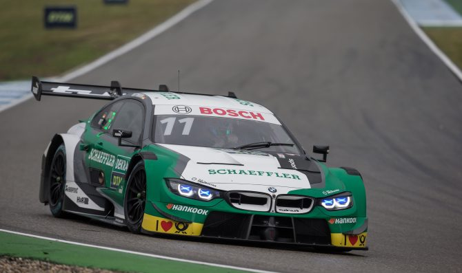 BMW unveils drivers' allocation