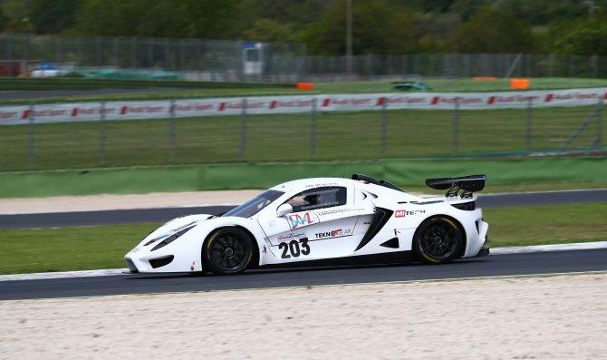 Antonelli Motorsport (e Patrese) lanciano la SIN R1