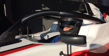 Skelton passa nel British F3