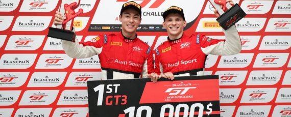 Absolute Racing announces Weiron Tan, Martin Rump