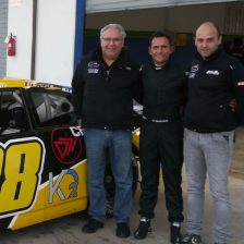 Morbidelli makes EuroNASCAR debut
