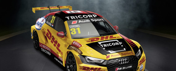 Tom Coronel switches to Audi