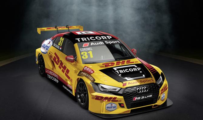 Tom Coronel passa alla Audi