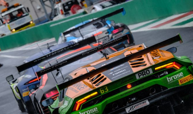 Anche SRO rinuncia a Monza