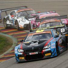 Klingmann con la BMW di MRS