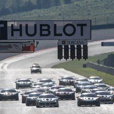Il Ferrari Challenge non va al Mugello