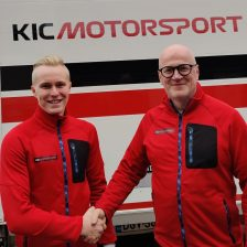 KIC Motorsport signs Pasma