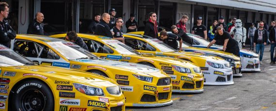 NASCAR GP of Spain postponed