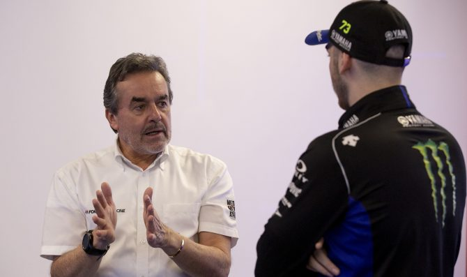 Formula Medicine con Yamaha eSport