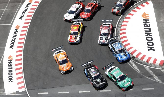 DTM postpones first half of season