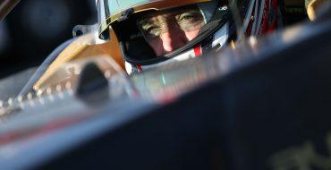 DR Formula in pista con Pesce