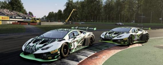 Lamborghini entra negli eSports