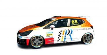 A Vallelunga super lavoro per RC Motorsport