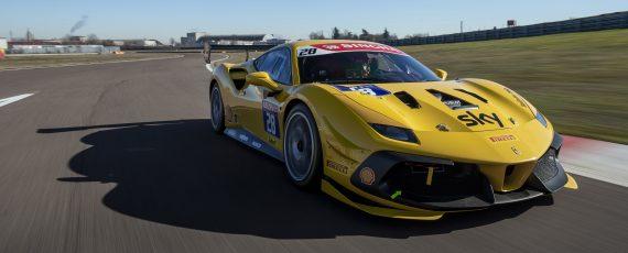 Ferrari Europa: a luglio Imola
