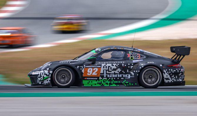 Herberth Porsches secure 1-2