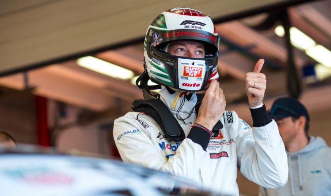 Fenici conferma il programma Porsche